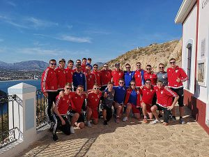 Trainingslager 1. Mannschaft – Alicante 2019