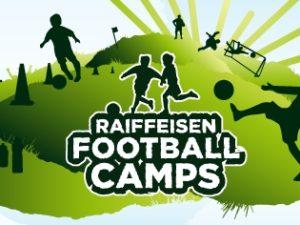 100 Raiffeisen Football Camps in der ganzen Schweiz – Auch in Nottwil!